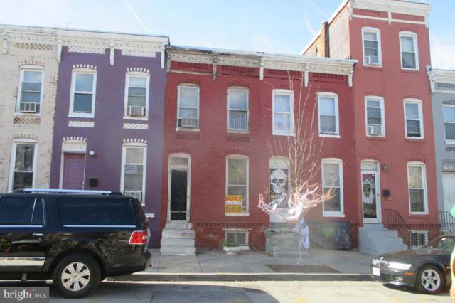 1720 Calhoun Street, BALTIMORE, MD 21217 (#1000847678) :: The Gold Standard Group