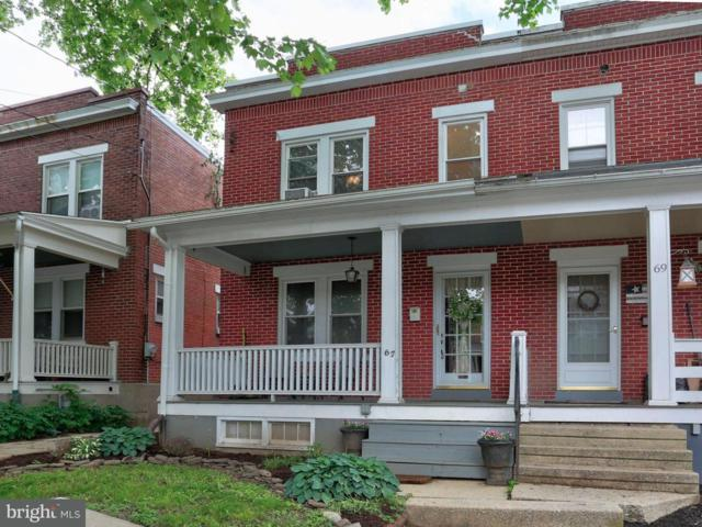 67 S Pearl Street, LANCASTER, PA 17603 (#1000867728) :: The Craig Hartranft Team, Berkshire Hathaway Homesale Realty