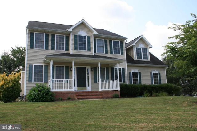 20 Sunset Ridge Lane, FREDERICKSBURG, VA 22405 (#1000912198) :: AJ Team Realty