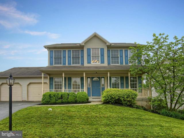 462 Chestnut Way, NEW CUMBERLAND, PA 17070 (#1001182638) :: The Joy Daniels Real Estate Group