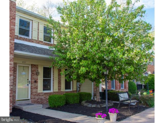 227 Grove Circle #60, SELLERSVILLE, PA 18960 (#1001187994) :: Colgan Real Estate