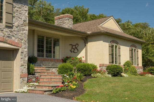 758 Byerland Church Road, WILLOW STREET, PA 17584 (#1001248704) :: Younger Realty Group
