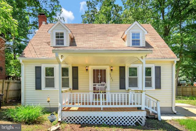 6403 Auth Road, SUITLAND, MD 20746 (#1001462860) :: Remax Preferred | Scott Kompa Group