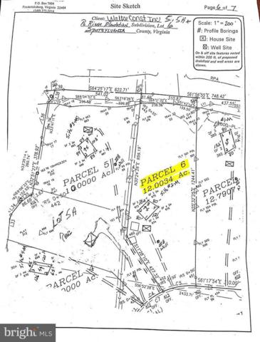 LOT 6 Tanglewood Road, SPOTSYLVANIA, VA 22553 (#1001487018) :: Colgan Real Estate