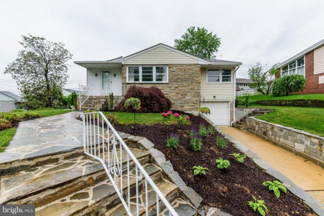 210 Coronet Drive, LINTHICUM HEIGHTS, MD 21090 (#1001511670) :: Great Falls Great Homes