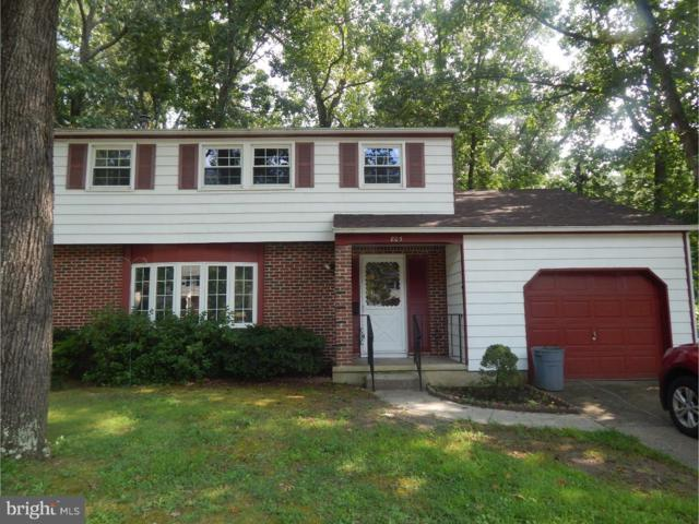 805 Westminster Boulevard, TURNERSVILLE, NJ 08012 (#1001529056) :: Colgan Real Estate