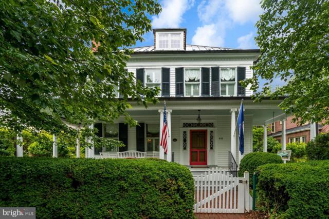 615 Fauquier Street, FREDERICKSBURG, VA 22401 (#1001531072) :: Advance Realty Bel Air, Inc