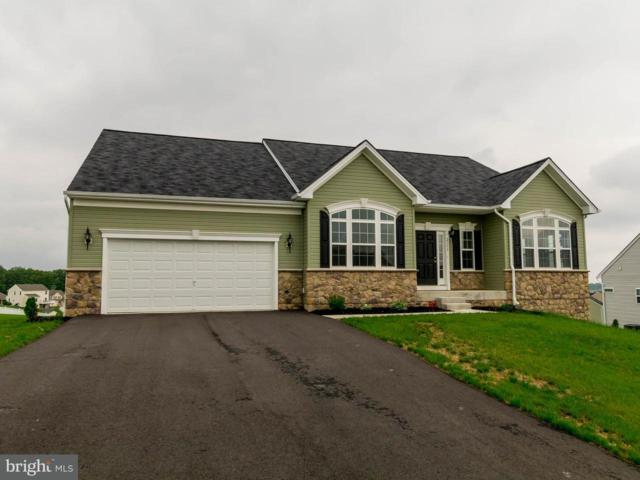 2331 Water Garden Drive, HANOVER, PA 17331 (#1001531136) :: Benchmark Real Estate Team of KW Keystone Realty