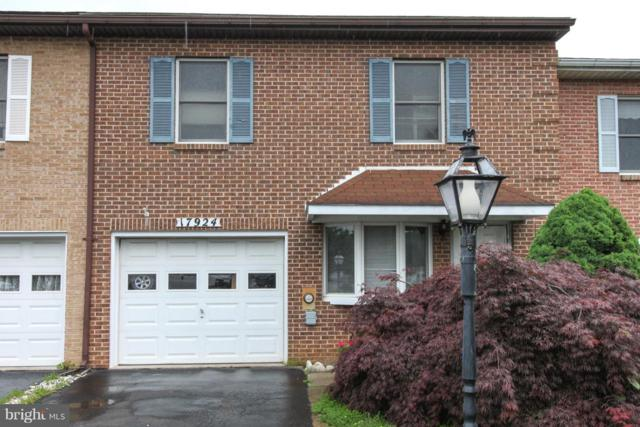 17924 Golf View Drive, HAGERSTOWN, MD 21740 (#1001534456) :: AJ Team Realty