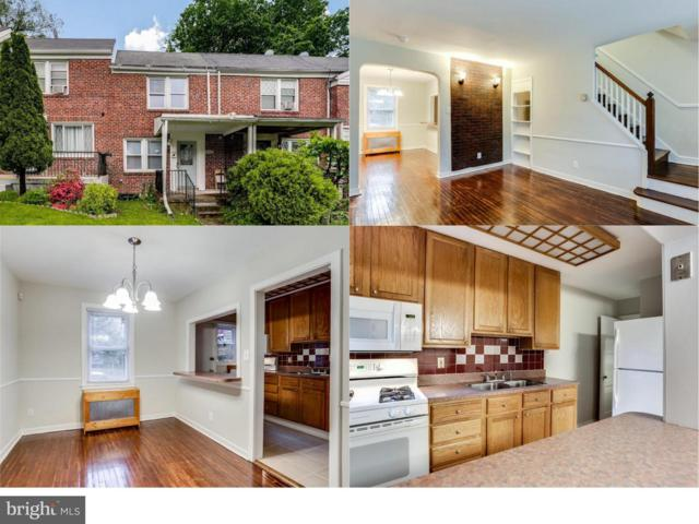 4419 Pen Lucy Road, BALTIMORE, MD 21229 (#1001534990) :: Great Falls Great Homes