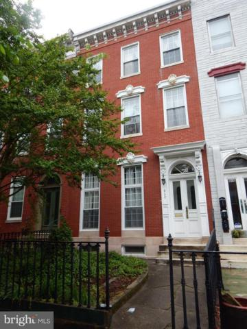 820 Hollins Street, BALTIMORE, MD 21201 (#1001542870) :: AJ Team Realty