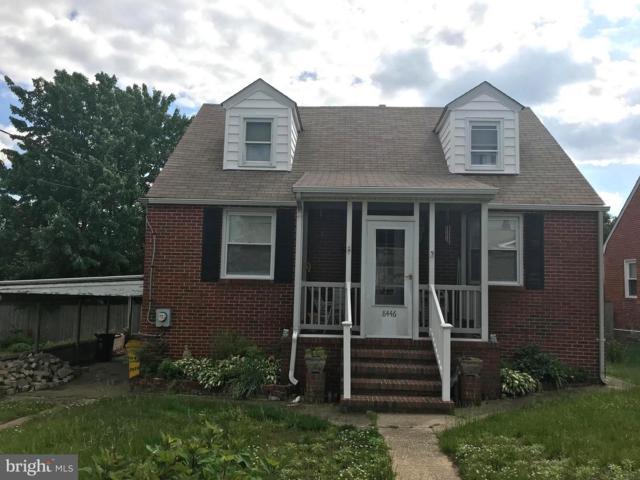 8446 Church Road, PASADENA, MD 21122 (#1001548744) :: Colgan Real Estate