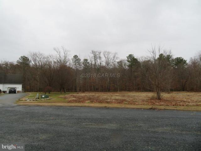 Lot 27 Briarwood Circle, CRISFIELD, MD 21817 (#1001559896) :: RE/MAX Coast and Country