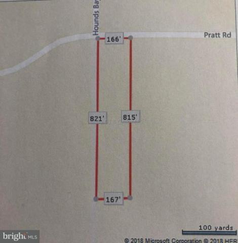 Lot 19-3.0 Pratt Road, SALISBURY, MD 21801 (#1001560524) :: Condominium Realty, LTD