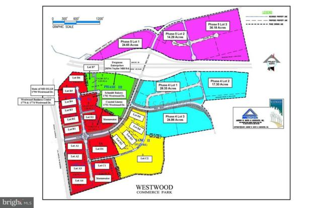 Lot A1 Westwood Drive, SALISBURY, MD 21801 (#1001560986) :: Barrows and Associates