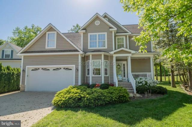 13 Dog Leg Court, OCEAN PINES, MD 21811 (#1001563190) :: The Emma Payne Group