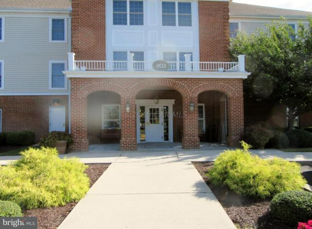 1103 S Schumaker Drive C-309, SALISBURY, MD 21804 (#1001563958) :: The Windrow Group