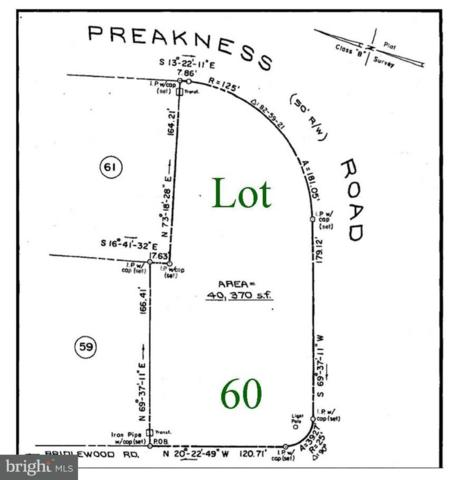 Lot 60 Preakness Road, MILTON, DE 19968 (#1001566496) :: The Rhonda Frick Team