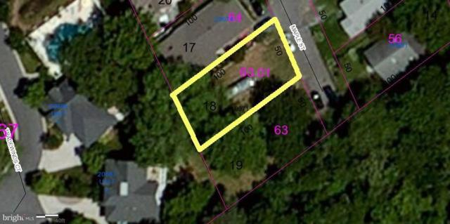 Lot 18 Truitts Park Maple Street #18, REHOBOTH BEACH, DE 19971 (#1001566594) :: RE/MAX Coast and Country