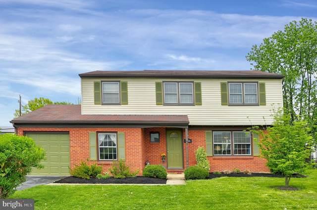 1204 Mitchell Drive, MECHANICSBURG, PA 17050 (#1001578432) :: The Joy Daniels Real Estate Group