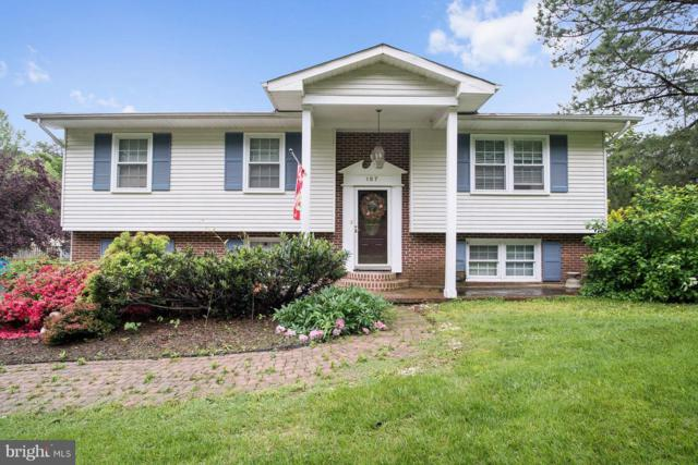 187 Van Horn Lane, STAFFORD, VA 22556 (#1001580608) :: Advance Realty Bel Air, Inc