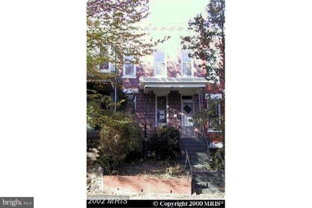 629 Columbia Road NW, WASHINGTON, DC 20001 (#1001585902) :: Crossman & Co. Real Estate