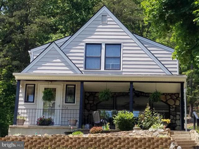 904 Piedmont Avenue, CUMBERLAND, MD 21502 (#1001651206) :: ExecuHome Realty