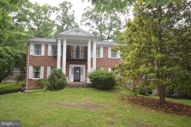 8386 Briarmont Lane, MANASSAS, VA 20112 (#1001717190) :: Great Falls Great Homes