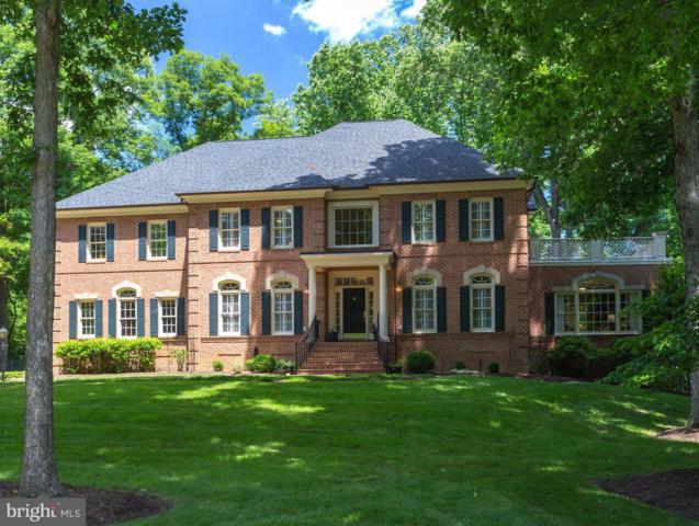 10284 Johns Hollow Road, VIENNA, VA 22182 (#1001733824) :: Colgan Real Estate