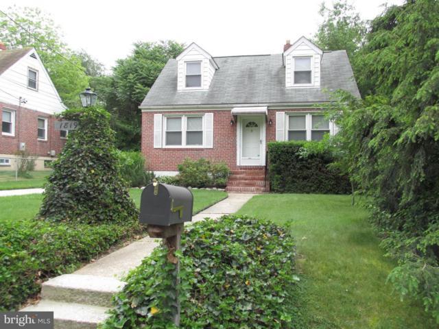 1819 Sunnyside Lane, BALTIMORE, MD 21221 (#1001734086) :: The Riffle Group of Keller Williams Select Realtors