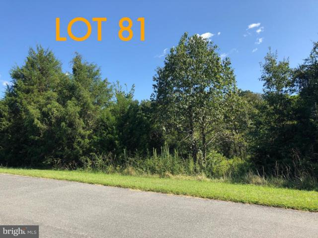 Pimlico Ln Lot 81, LOUISA, VA 23093 (#1001737712) :: ExecuHome Realty