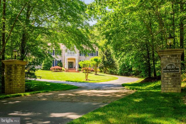 11030 Martha Ann Court, FAIRFAX STATION, VA 22039 (#1001745944) :: Colgan Real Estate