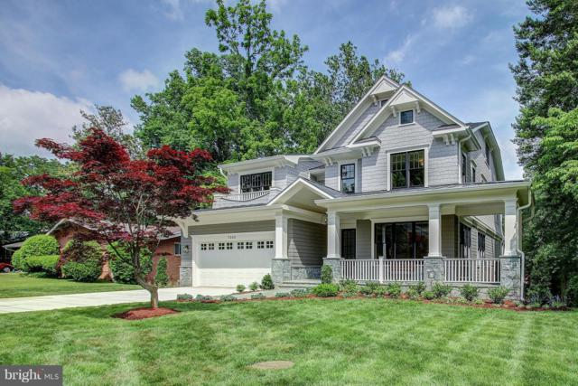 7005 Kenhill Road, BETHESDA, MD 20817 (#1001755124) :: Colgan Real Estate