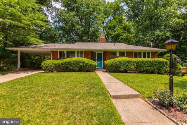 5909 Rudyard Drive, BETHESDA, MD 20814 (#1001759846) :: The Withrow Group at Long & Foster