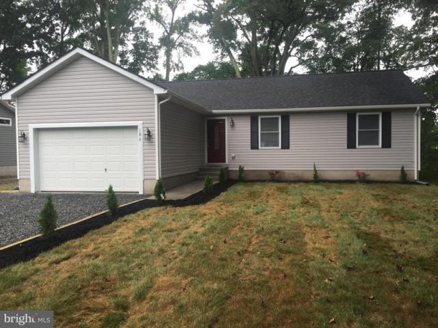 186 Circle Lane, COLONIAL BEACH, VA 22443 (#1001761720) :: Colgan Real Estate