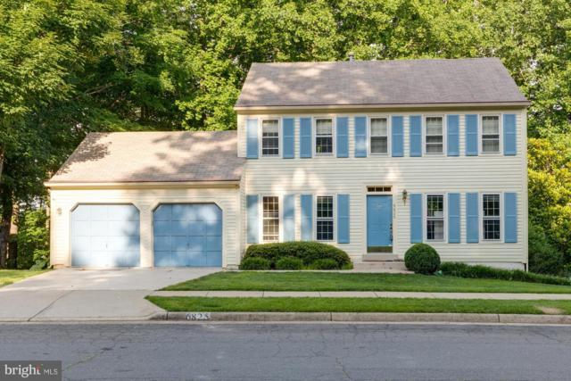 6825 Bluecurl Circle, SPRINGFIELD, VA 22152 (#1001763822) :: Arlington Realty, Inc.
