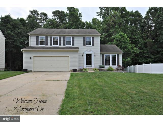 7 Ardmore Drive, BORDENTOWN, NJ 08505 (MLS #1001767528) :: The Dekanski Home Selling Team