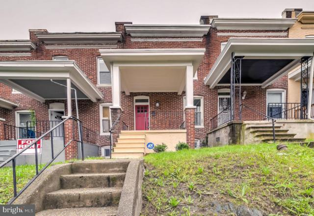 705 Denison Street, BALTIMORE, MD 21229 (#1001768558) :: ExecuHome Realty