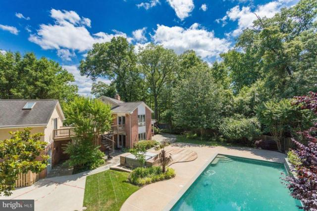 7710 Ridgecrest Drive, ALEXANDRIA, VA 22308 (#1001770030) :: Green Tree Realty