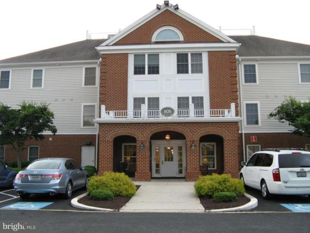 1105 S Schumaker Drive B207, SALISBURY, MD 21804 (#1001771528) :: Condominium Realty, LTD
