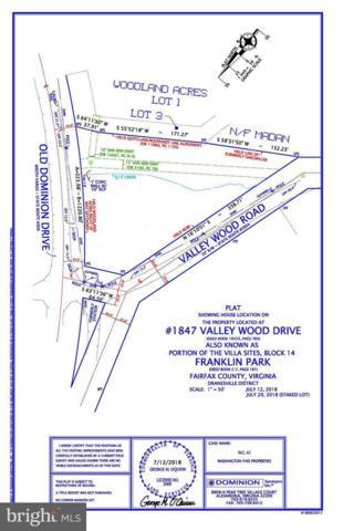 1847 Valley Wood Road, MCLEAN, VA 22101 (#1001771544) :: Bob Lucido Team of Keller Williams Integrity