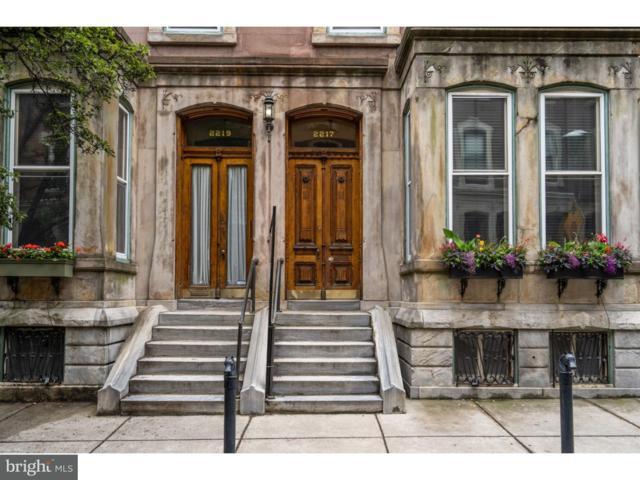 2217-19 Delancey Place #2, PHILADELPHIA, PA 19103 (#1001781492) :: The John Wuertz Team