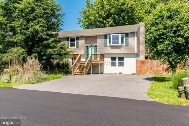 10320 Bristol Road, OCEAN CITY, MD 21842 (#1001786318) :: The Windrow Group