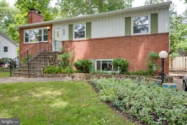 323 Edgemere Drive, ANNAPOLIS, MD 21403 (#1001796938) :: Great Falls Great Homes