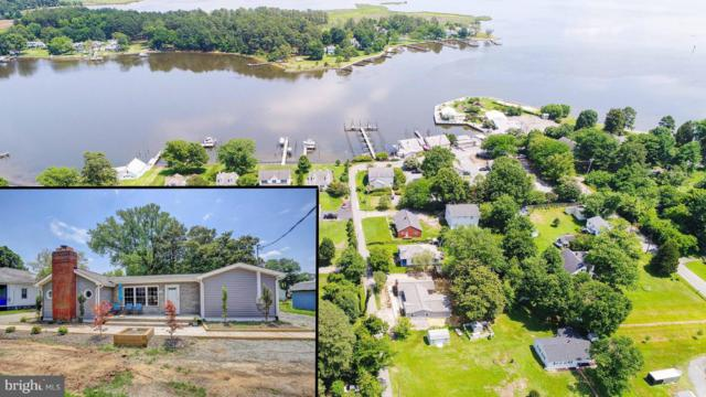 3909 Oyster House Road, BROOMES ISLAND, MD 20615 (#1001799088) :: AJ Team Realty