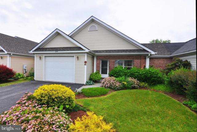 204 Crestwood Lane, WINCHESTER, VA 22602 (#1001802468) :: Colgan Real Estate