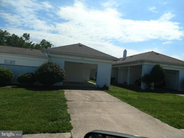 704 Houston Drive #704, MILLSBORO, DE 19966 (#1001803176) :: RE/MAX Coast and Country