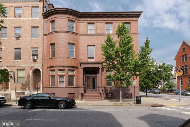 1128 Calvert Street N, BALTIMORE, MD 21202 (#1001808656) :: Dart Homes