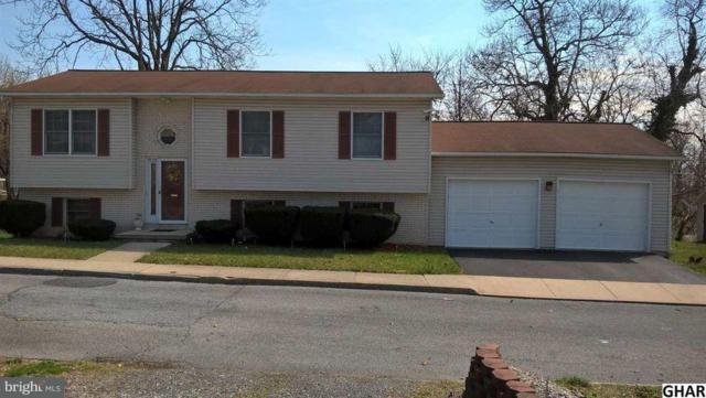 160 Ridge Street, STEELTON, PA 17113 (#1001810488) :: The Jim Powers Team