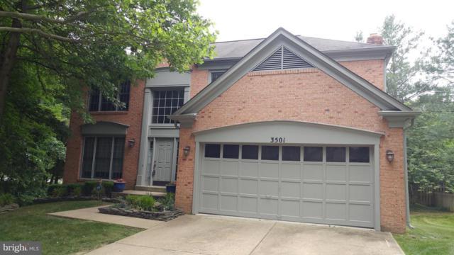 3501 Ridgemoor Drive, LAUREL, MD 20724 (#1001811550) :: Colgan Real Estate